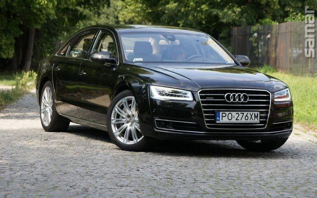 Audi A8 L 2014