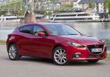 Mazda3 w ojczyźnie Golfa