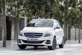 Odnowiony Mercedes-Benz Klasy B