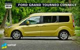 Ford Grand Tourneo Connect – auto z koneksjami