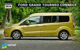 Ford Grand Tourneo Connect – auto z koneksjami