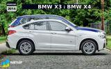 BMW X3 i X4. SUV - Kwintesencja kobiecości