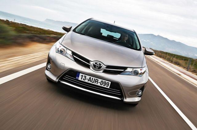 Toyota Auris wersja aktualna