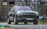 Porsche Cayenne S po face liftingu