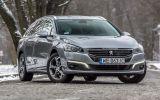 Peugeot 508 SW 2015