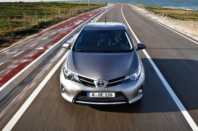 Toyota Auris nowej generacji