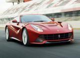 Ferrari na wystawie Motor Show w Poznaniu