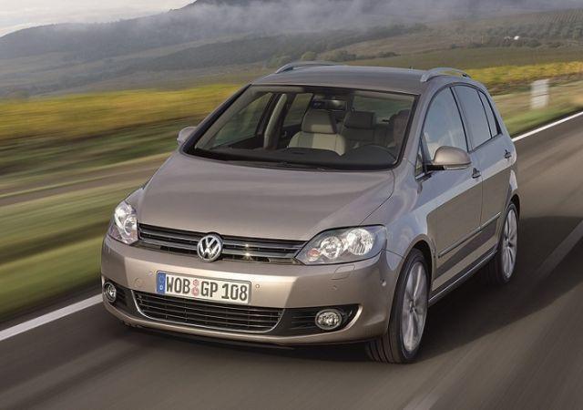 VW Golf Plus obecnej generacji