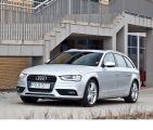 Audi A4 Avant zdobywa nagrodę Fleet Award 2013