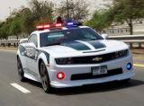 Chevrolet Camaro zasila szeregi policji w Dubaju