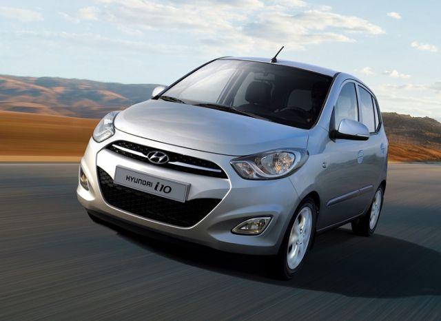 Hyundai i10 obecnej generacji