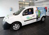 Pierwsze w Polsce elektryczne Renault Kangoo odbiera firma...