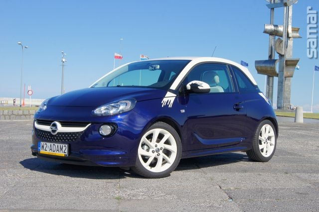 Opel Adam, Opel Cascada 2013