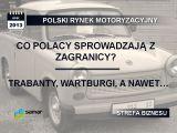 Import aut używanych | Legendy PRL-u na celowniku