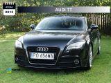 PREZENTACJA | Audi TT 2.0 TSI (211 KM) Quattro S tronic