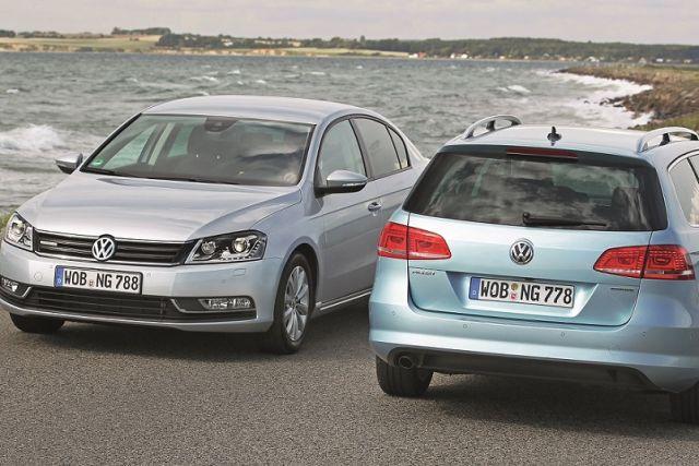 Volkswagen Passat aktualna generacja