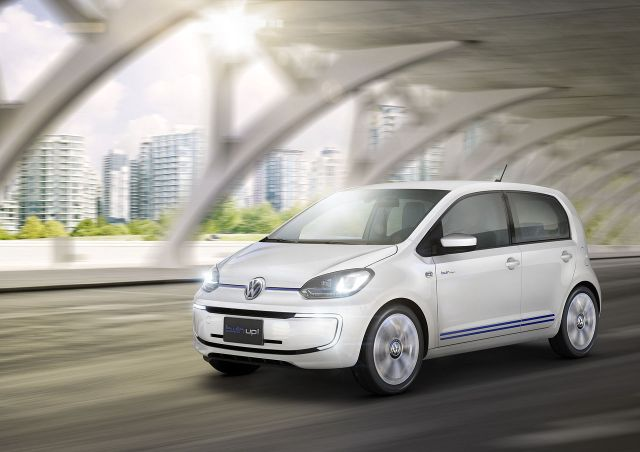 Volkswagen Twin up! 2013
