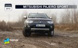 PREZENTACJA | Mitsubishi Pajero Sport 2.5 (178 KM)