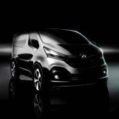 Tak będzie wyglądał nowy Renault Trafic?
