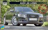 Audi A8 L – limuzyna przez długie L