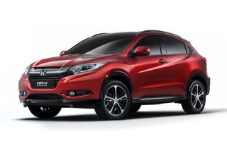 Honda HR-V Comfort SUV-5d
