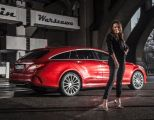 Mercedes CLS dla Anny Muchy