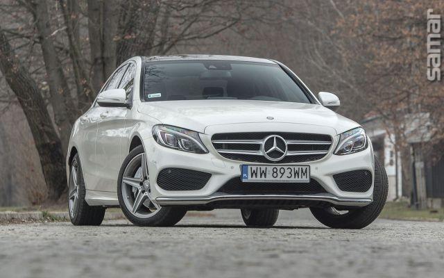 Mercedes Klasa C 2014