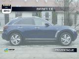 PREZENTACJA   Infiniti FX 30d (238 KM) V6 AWD GT