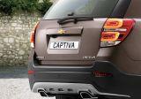 Przeprojektowany Chevrolet Captiva zadebiutuje w Genewie