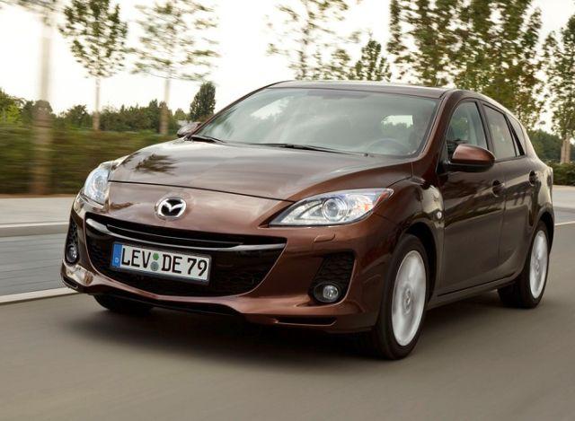Mazda3 obecnej generacji/wersja europejska