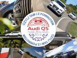 Audi Q5 – za kulisami prezentacji, cz. 5: auto wszechstronnie poznane
