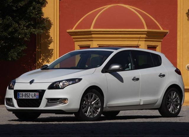Renault Megane aktualna wersja modelowa