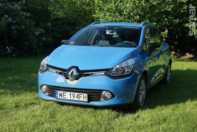 Renault Clio Grandtour 2013