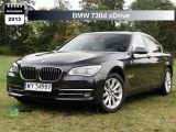 PREZENTACJA   BMW 730d xDrive (258 KM)