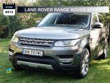 PREZENTACJA | Land Rover Range Rover Sport 3.0 SDV6 (292 KM) SE