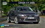 Lexus CT 200h – cisza i spokój