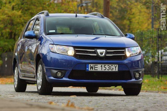 Dacia Logan MCV 2014