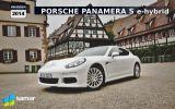 Porsche Panamera S E-Hybrid, czyli gniazdko pełne mocy