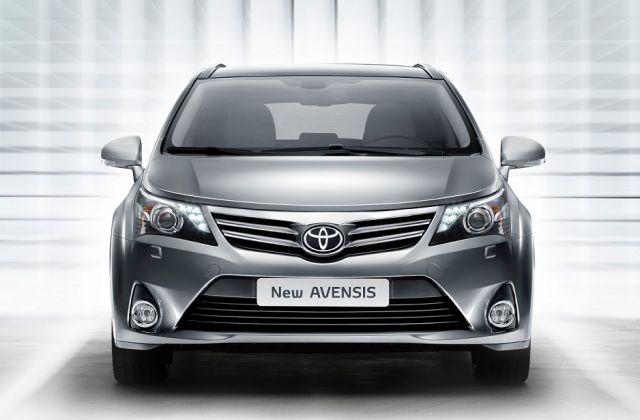 Toyota Avensis w aktualnej wersji