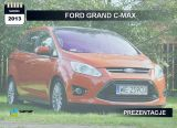 PREZENTACJA | Ford Grand C-MAX 1.6 EcoBoost (150 KM) Titanium