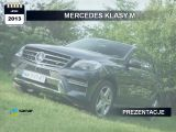 PREZENTACJA | Mercedes ML 250 BlueTec (204 KM) 4MATIC