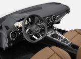 Oto nowe wnętrze modelu Audi TT
