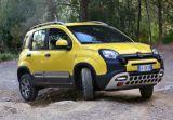 Fiat Panda Cross i silniki