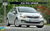 Kia Rio sedan - bezkonkurencyjna?