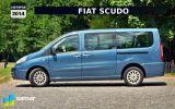 Fiat Scudo Panorama - rodzinny dostawczak