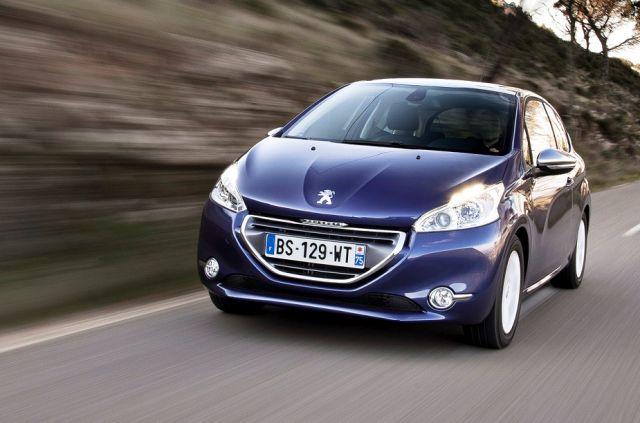 Peugeot 208 aktualna wersja