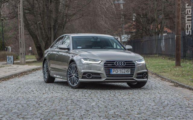Audi A6 Limusine 2015