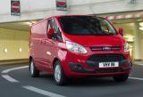 Ciężkie testy nowego Forda Transit Custom