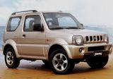 Suzuki: Historia napędu 4WD