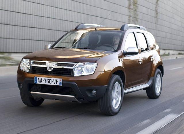 Dacia Duster aktualnie oferowana wersja